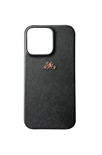 - S6 IPHONE 13 PRO MAX SİYAH SAFFİANO